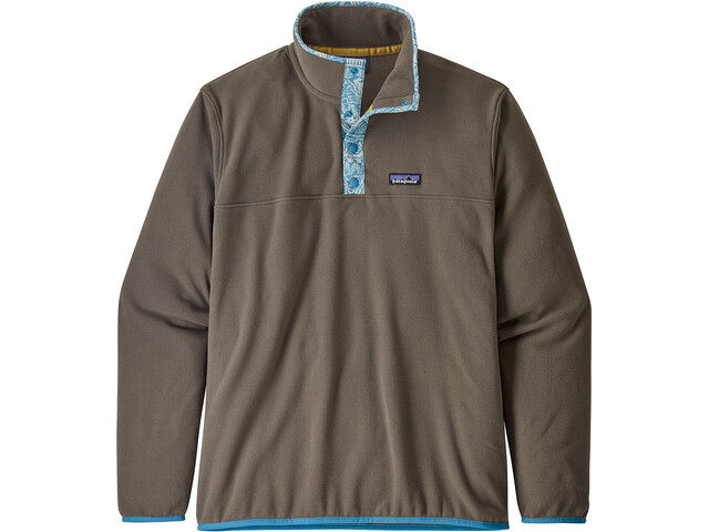 Patagonia Micro D Snap-T Pullover Hombre, burnie brown